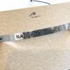 skinny stamped bracelet naughty