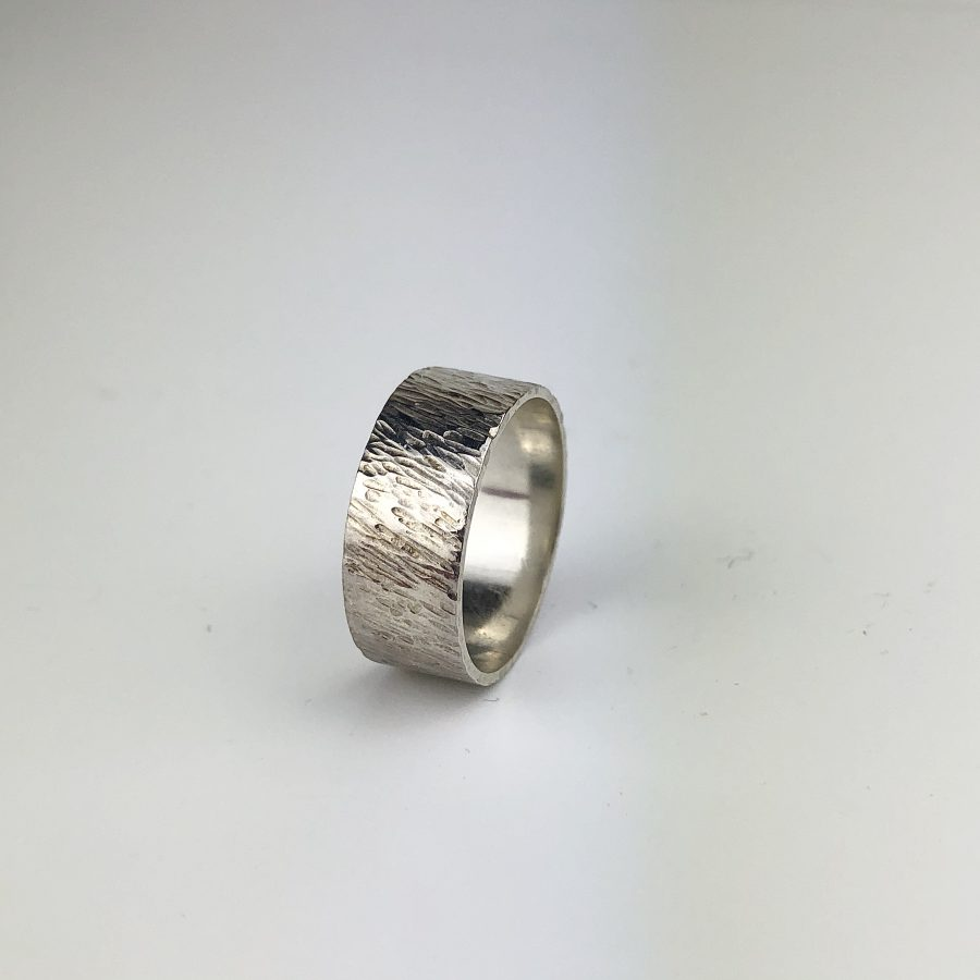 Textured Thumb Ring